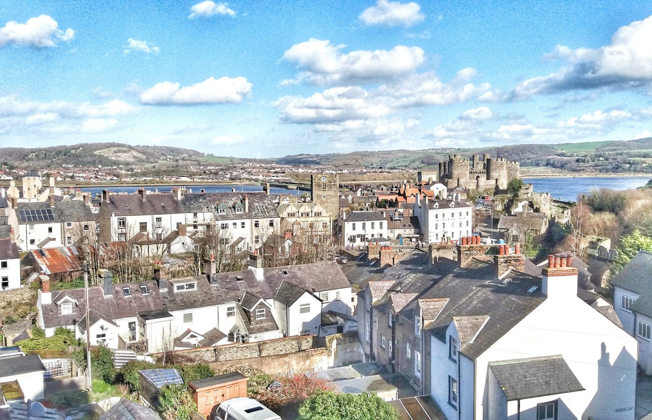 Conwy, Wales, Best places to visit in the UK