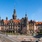 Dresden Castle, Germany