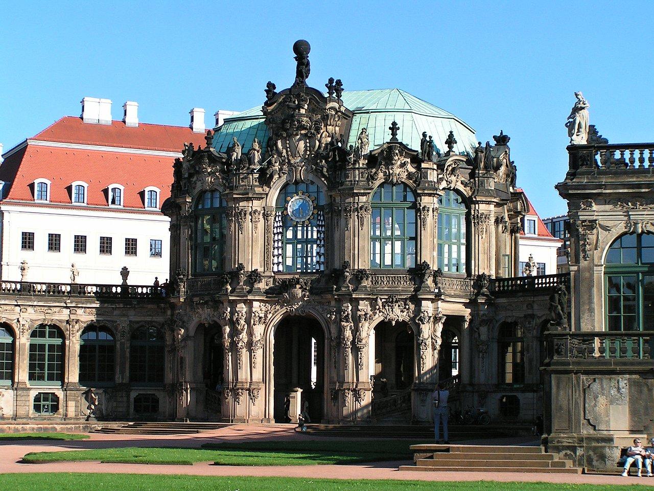 Dresden, Cities in Germany