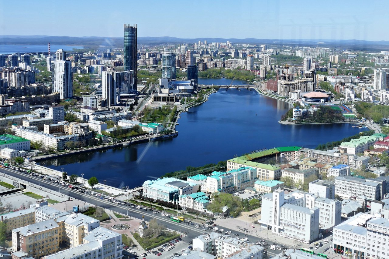 Ekaterinburg, Best places to visit in Russia