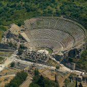 Ephesus amphitheatre, Best places to visit in Turkey