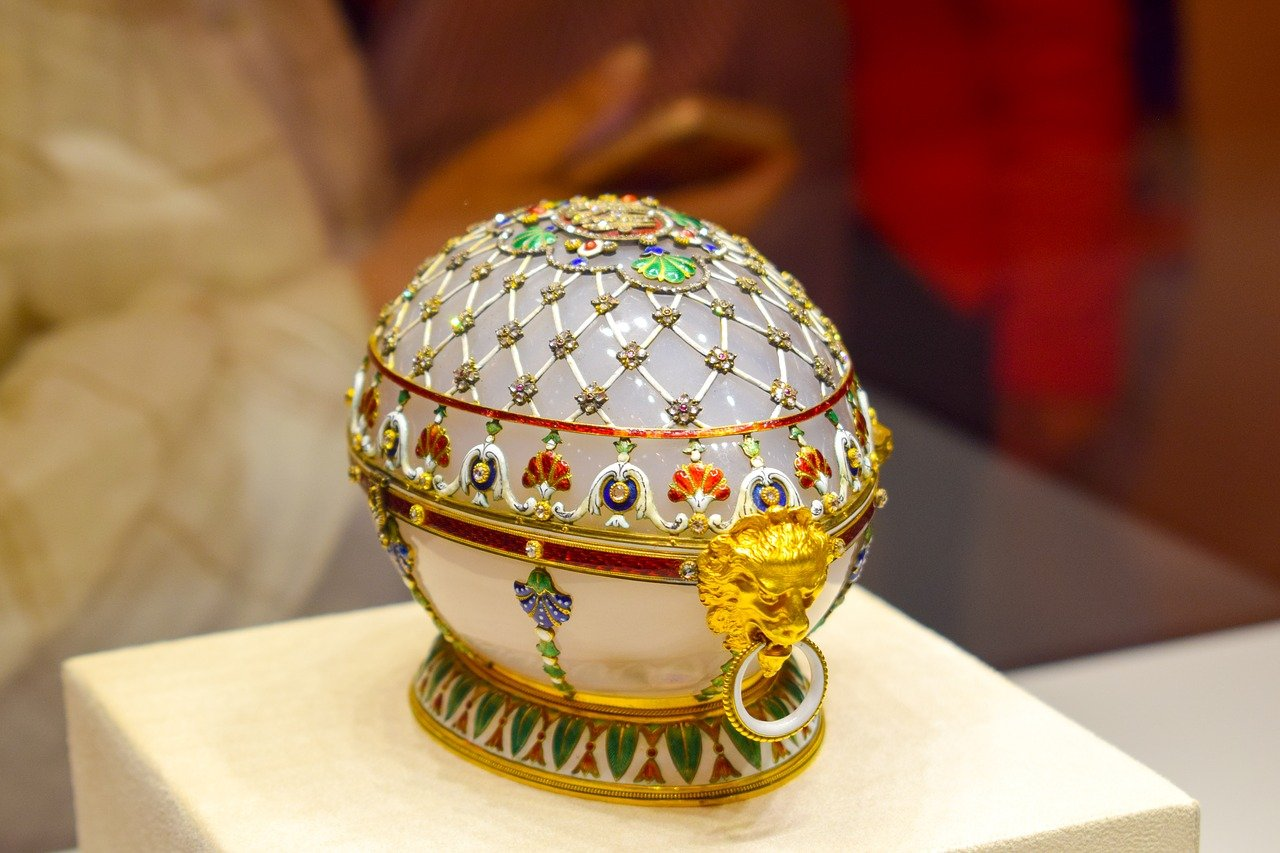 Faberge Museum, Baden-Baden, Cities in Germany