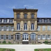 Fantaisie Palace and Park with a Garden- Art Museum, Bayreuth, Germany