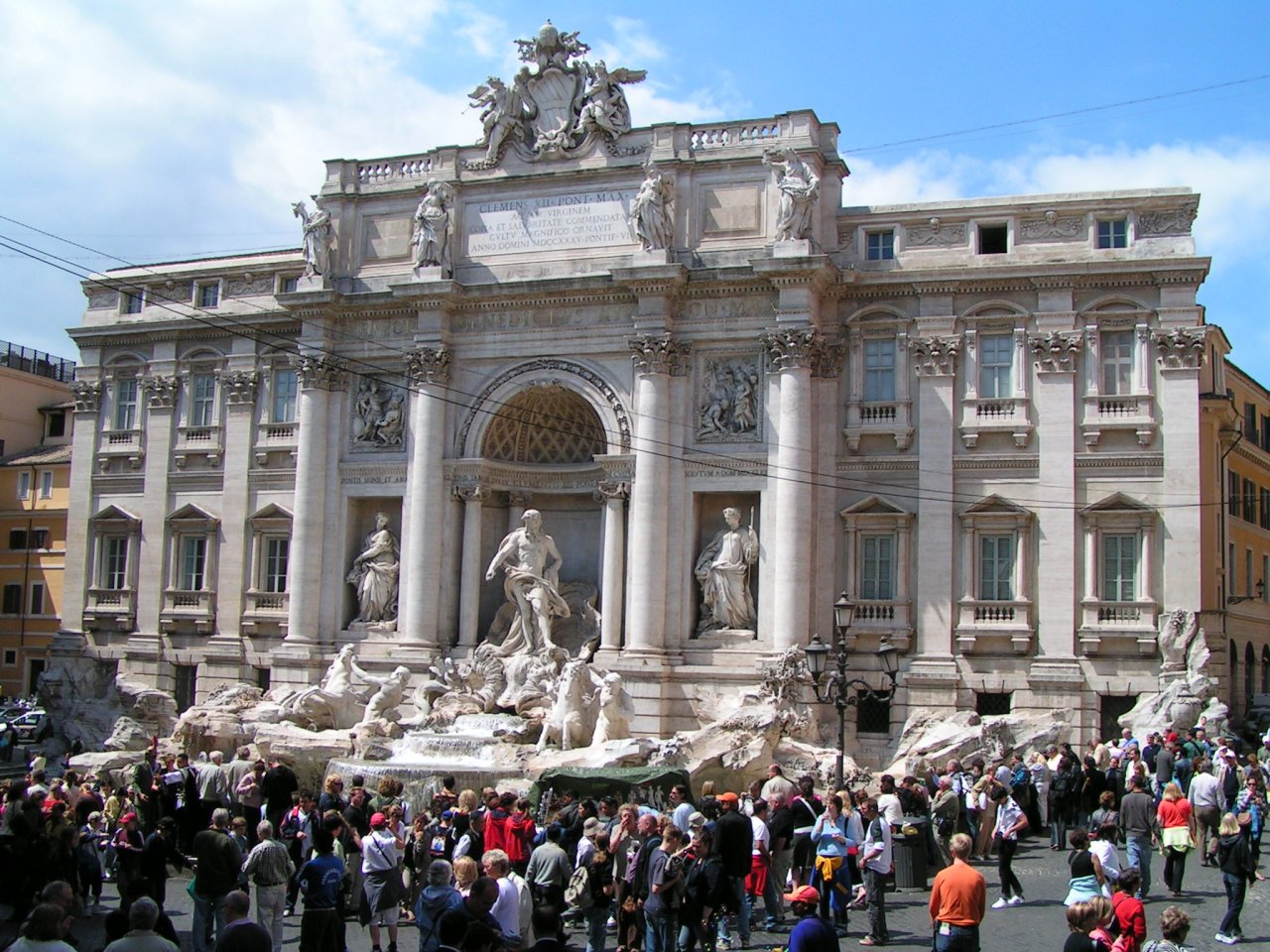 Fontana di Trevi, Rome Attractions, Best Places to visit in Rome