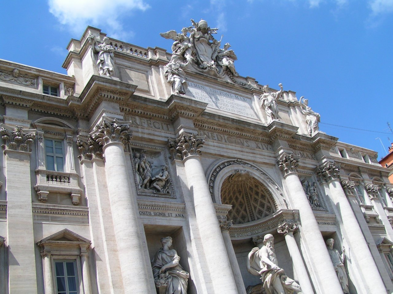 Fontana di Trevi, Rome Attractions, Best Places to visit in Rome 2