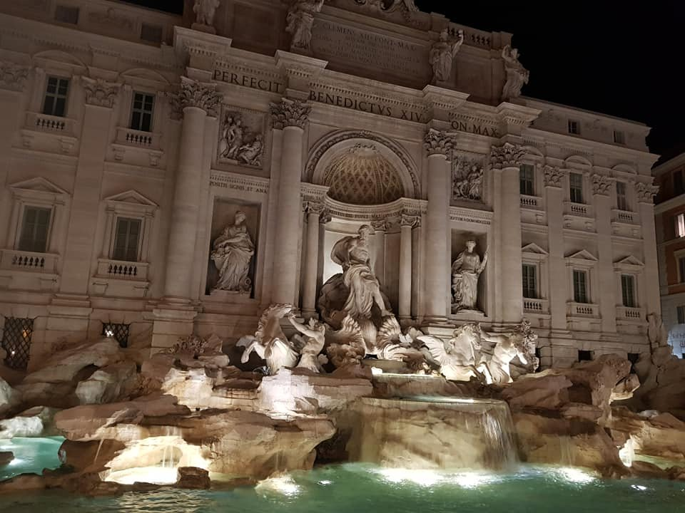 Fontana di Trevi, Rome Attractions, Best Places to visit in Rome 5