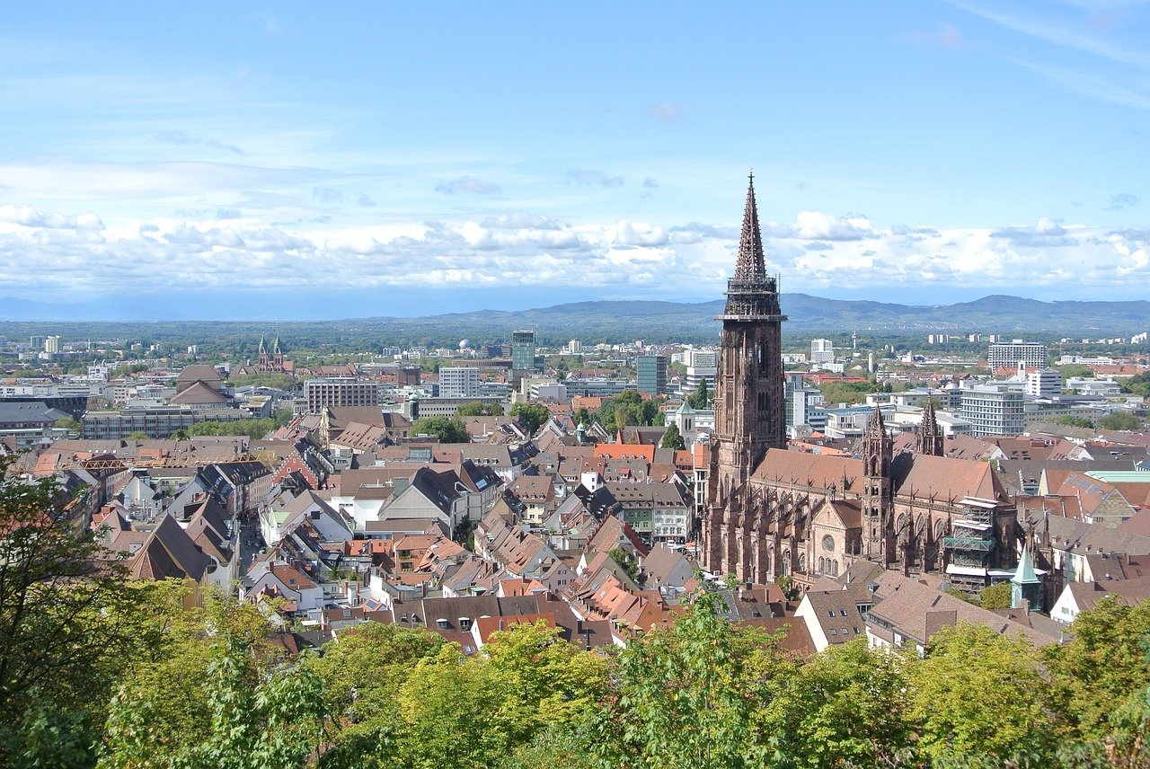 Freiburg, Cities in Germany