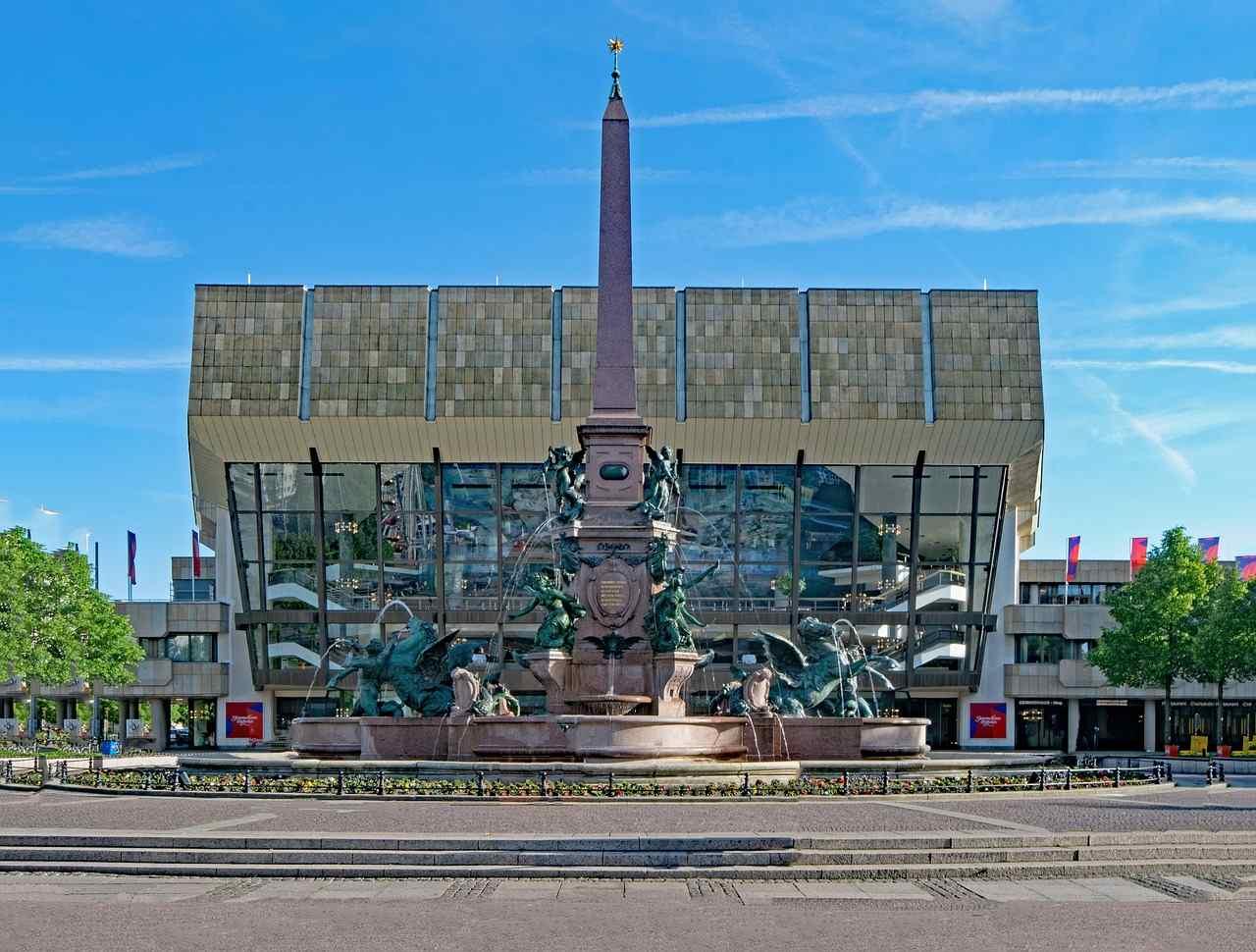 Gewandhaus Leipzig, Germany