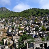 Ghost town, Kayakoy, Best places to visit in Turkey