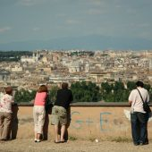 Gianicolo Hill, Rome Attractions, Best Places to visit in Rome, Italy