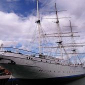 Gorch Fock, Stralsund, Germany
