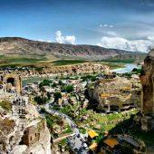 Hasankeyf Castle – Fortress, Hasankeyf, Turkey