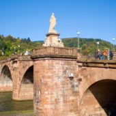 Heidelberg Old Bridge, Cities in Germany