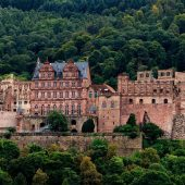 Heidelberg Castle, Cities in Germany