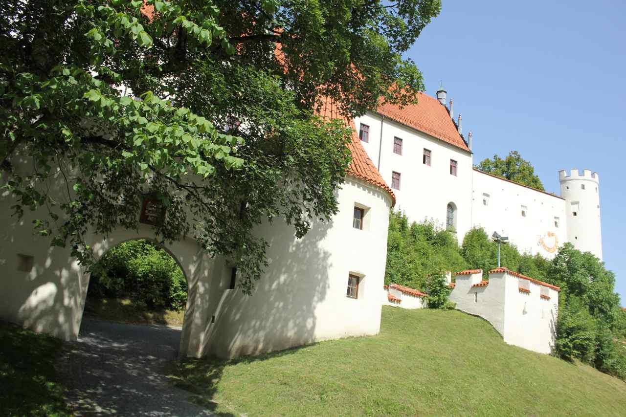 High Castle of Füssen, Füssen, Germany