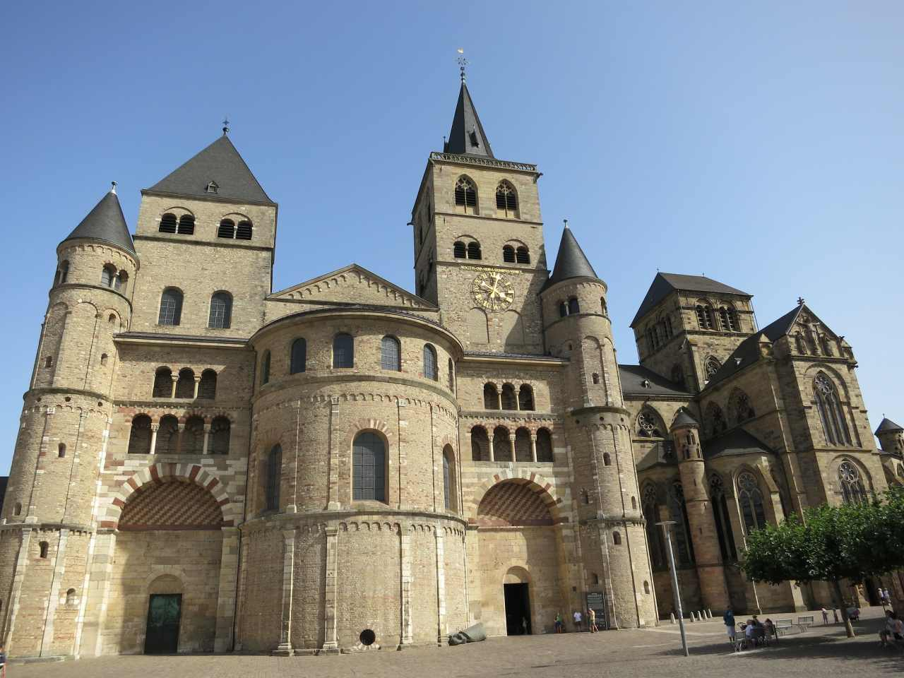 High Cathedral of Saint Peter, Trier, Germany