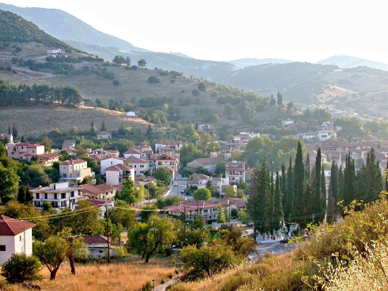 Kalavryta, Greece Travel