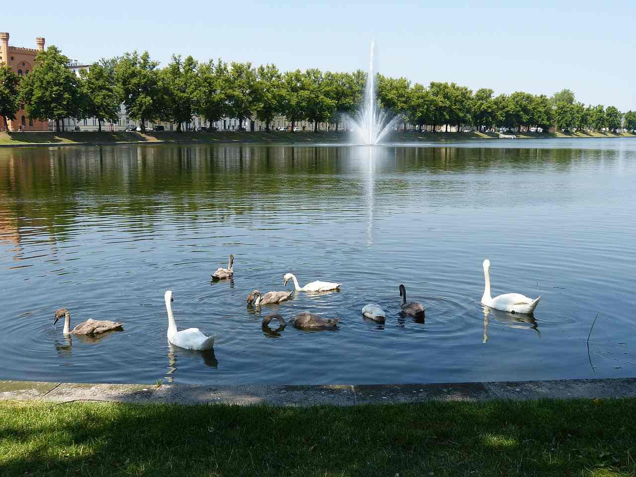 Lake Schwerin, Germany
