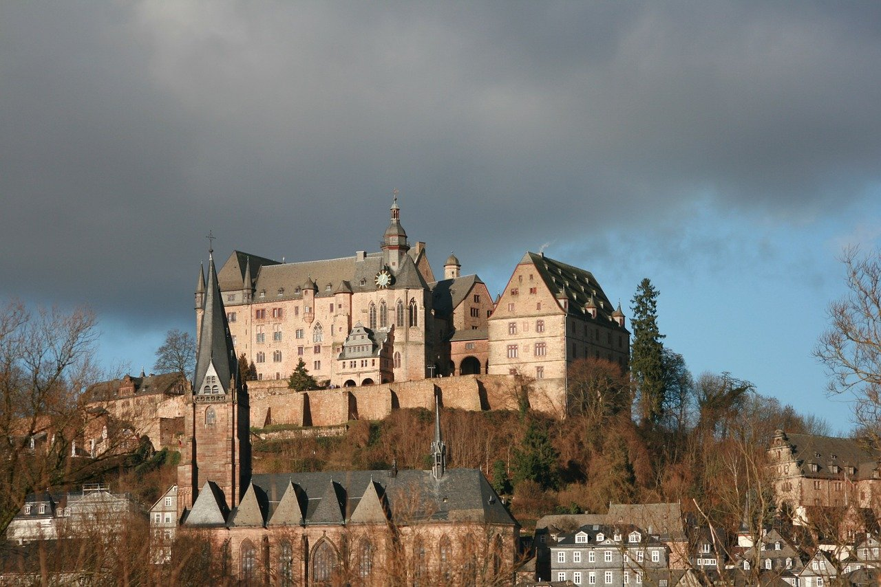 Landgrave Palace, Marburg, Cities in Germany