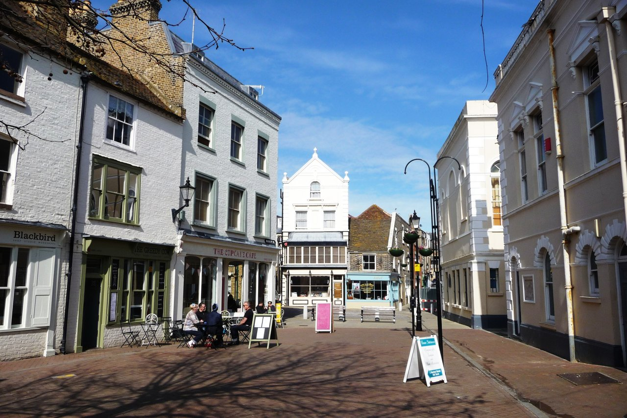 Margate, England, Best places to visit in the UK