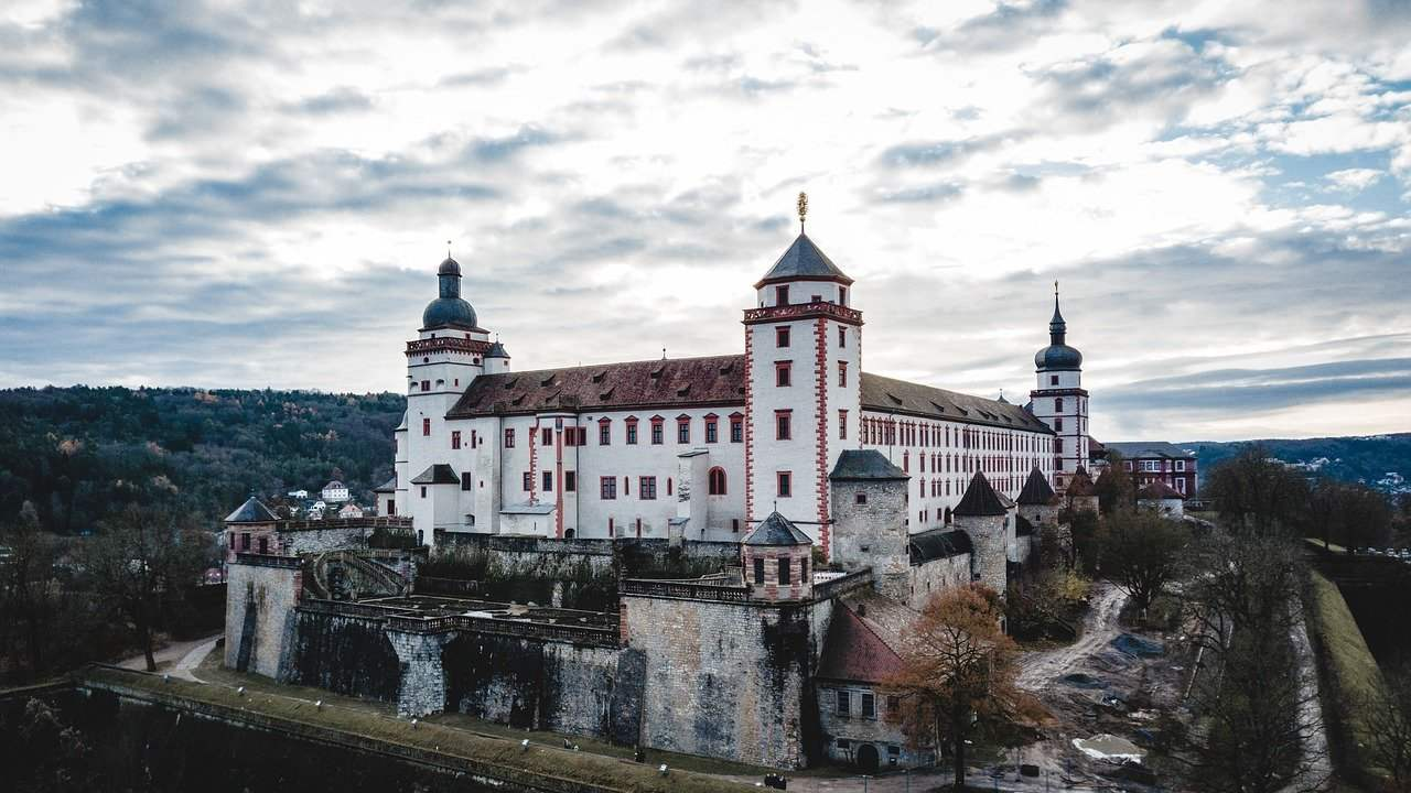 Marienberg Fortress, Würzburg, Germany