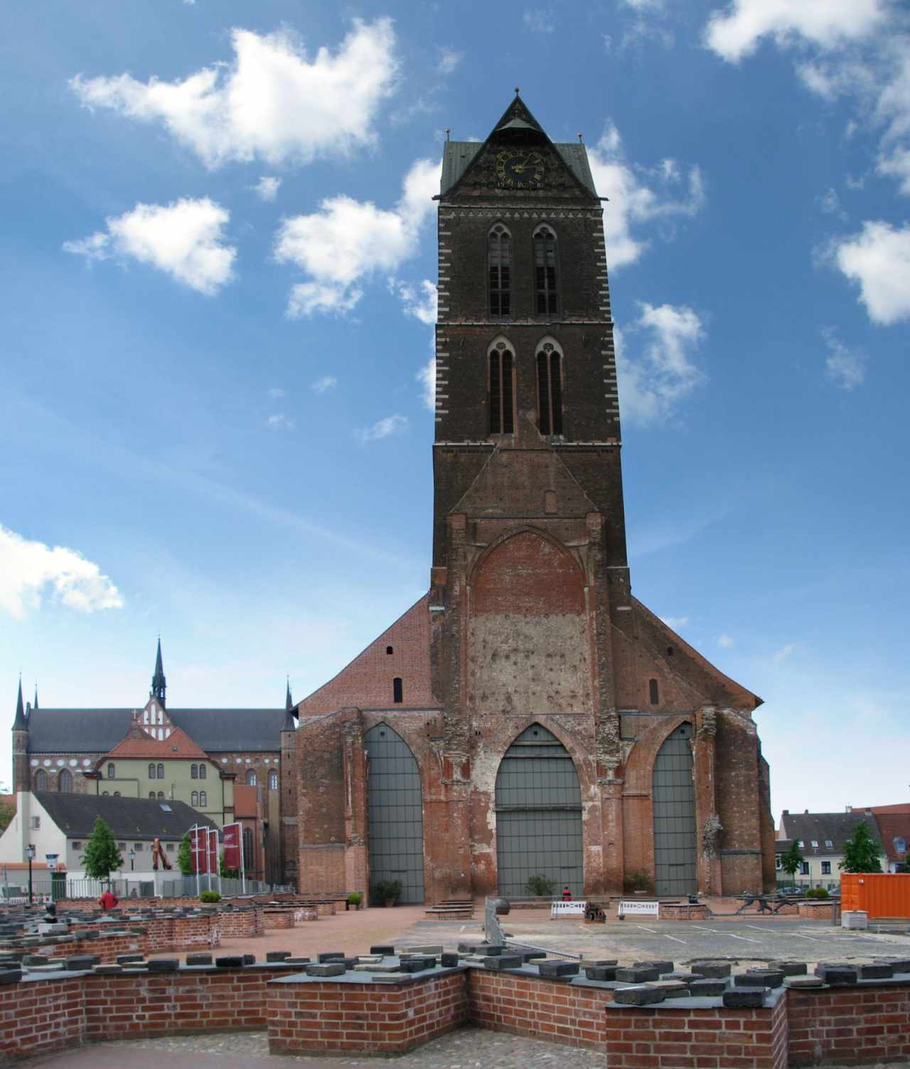 Marienkirche, Wismar, Germany