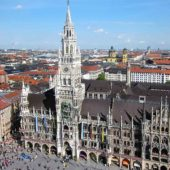 Marienplatz, Munich, Germany