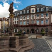Marktplatz, Heidelberg, Cities in Germany