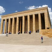 Mausoleum of Mustafa Kemal Ataturk, Anitkabir, Best places to visit in Turkey