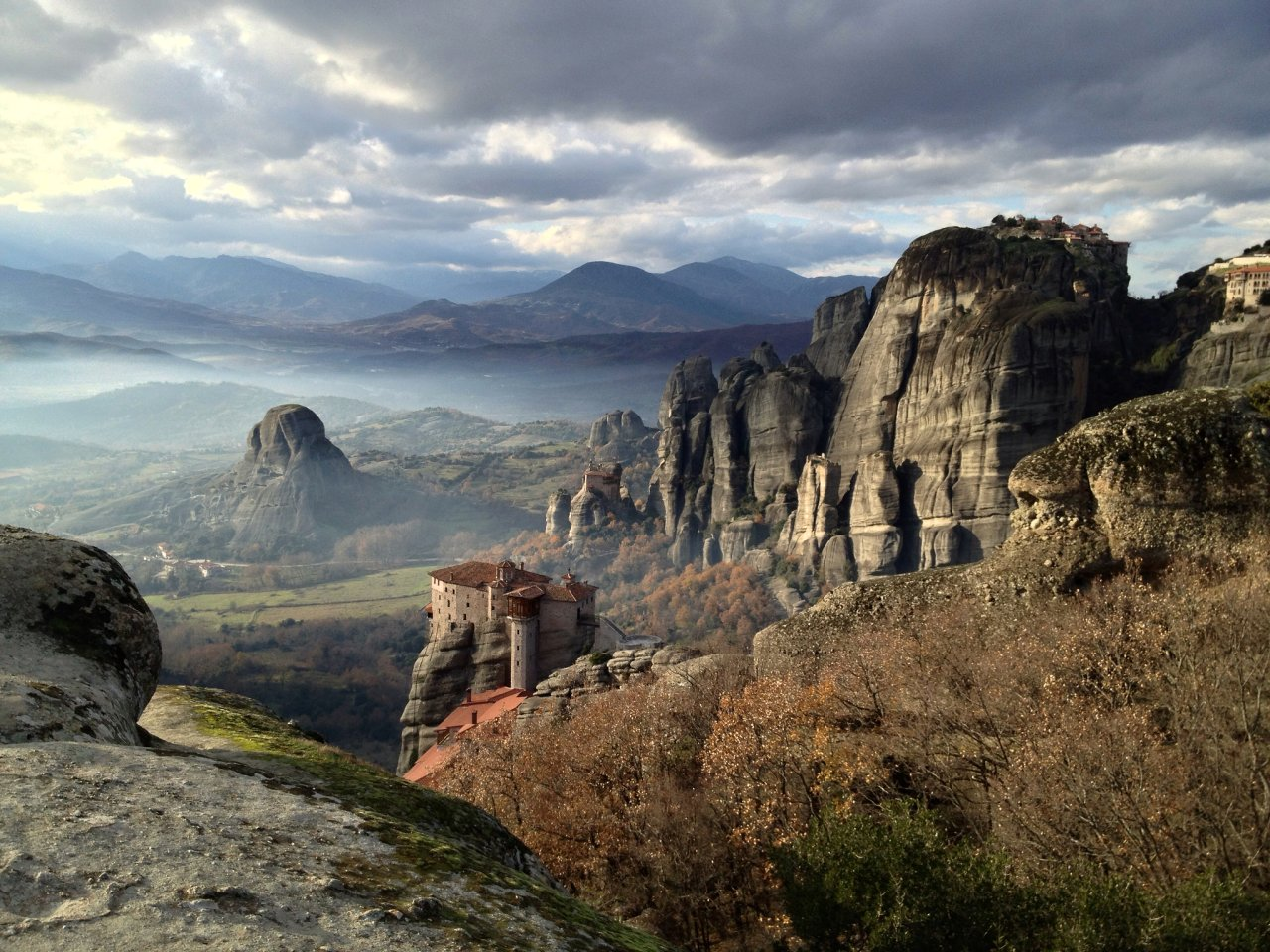 Meteora, Greece Travel
