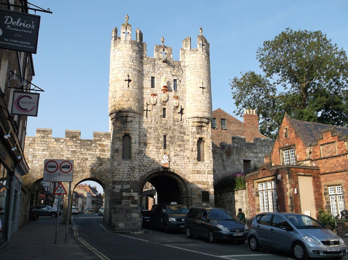 Micklegate – York, England, Best places to visit in the UK