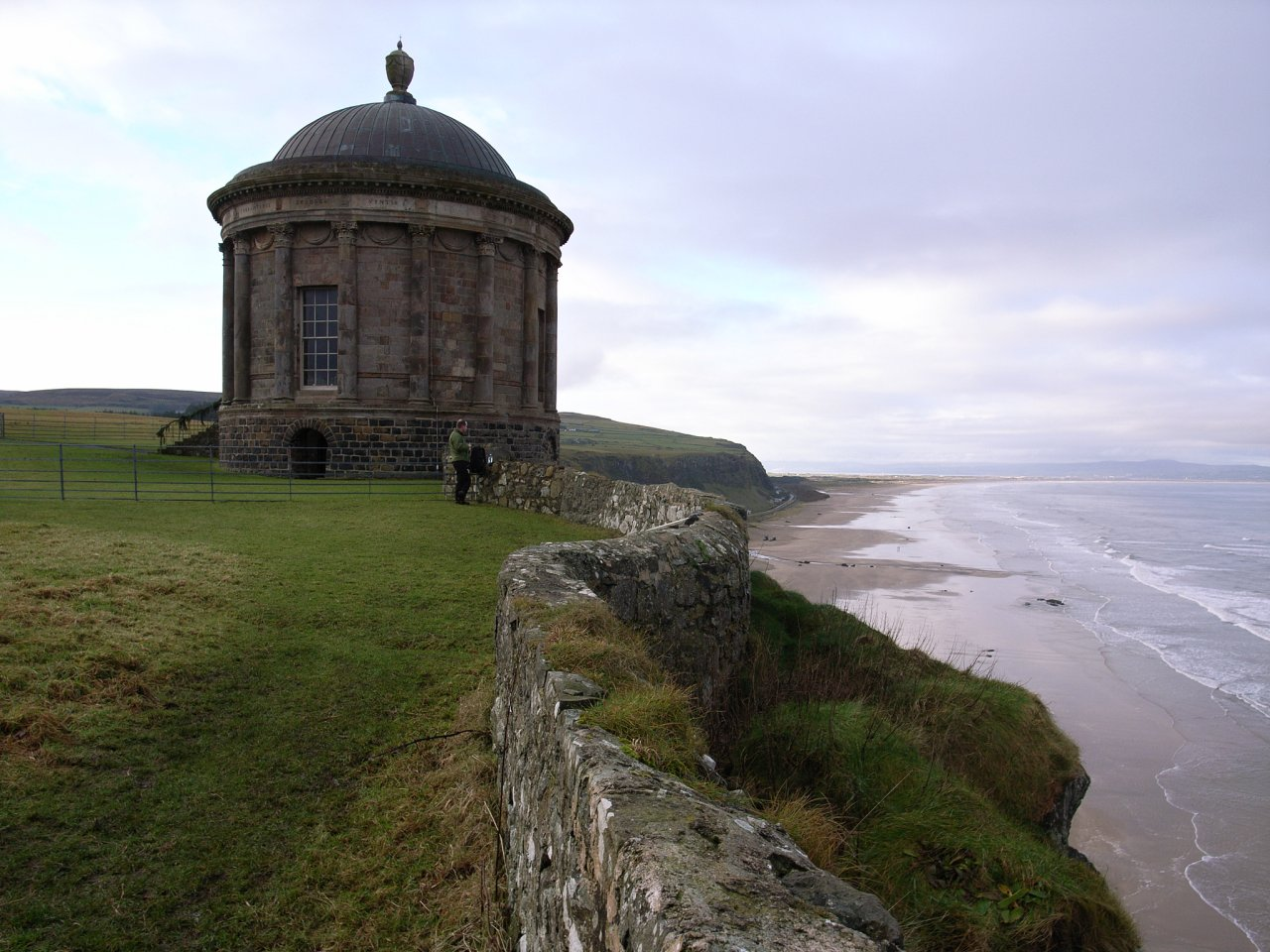 Mussenden Temple, Best places to visit in the UK