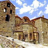 Mystras, Greece Travel