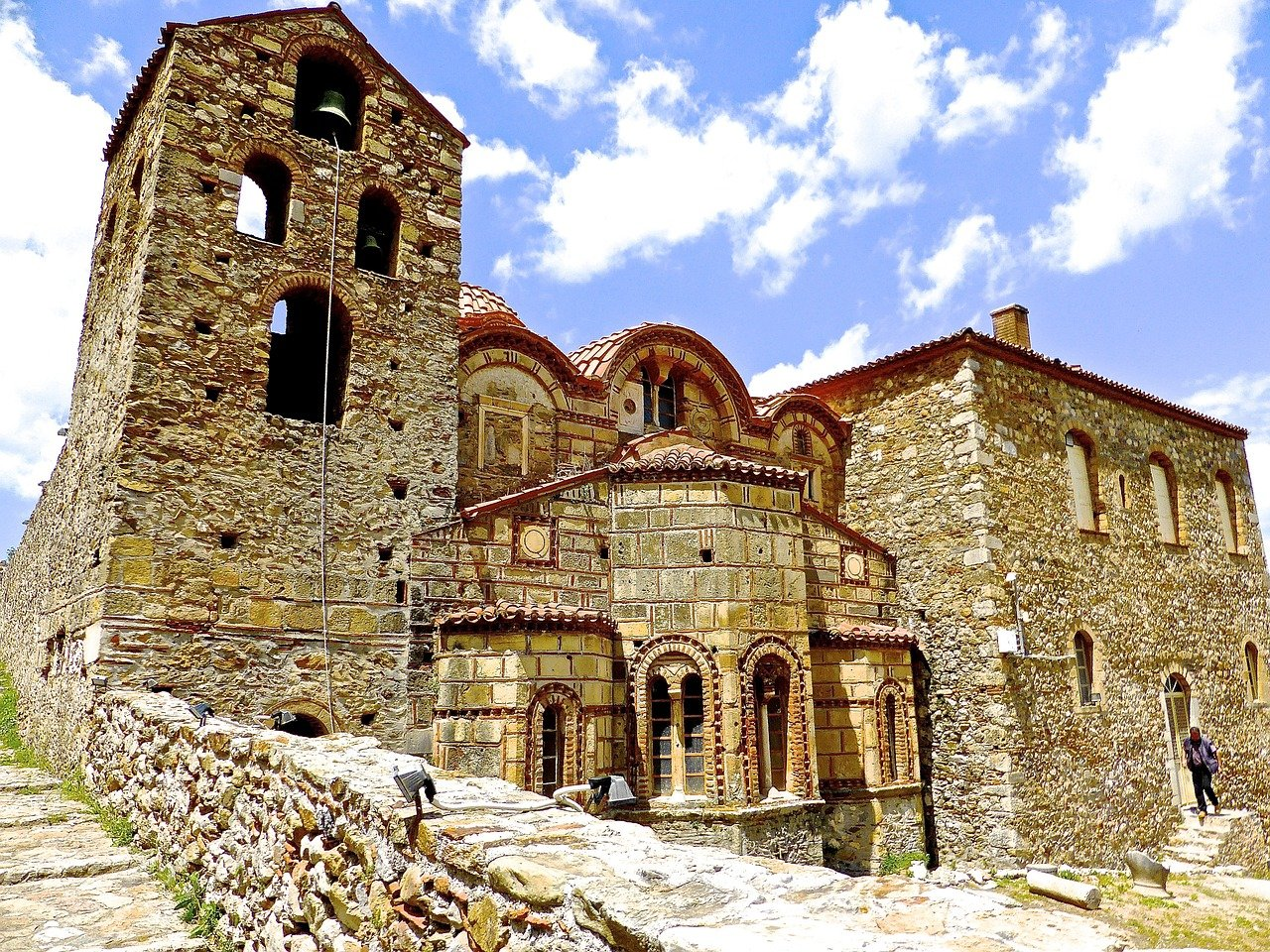 Mystras, Greece Travel