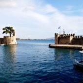 Nafpaktos, Greece Travel