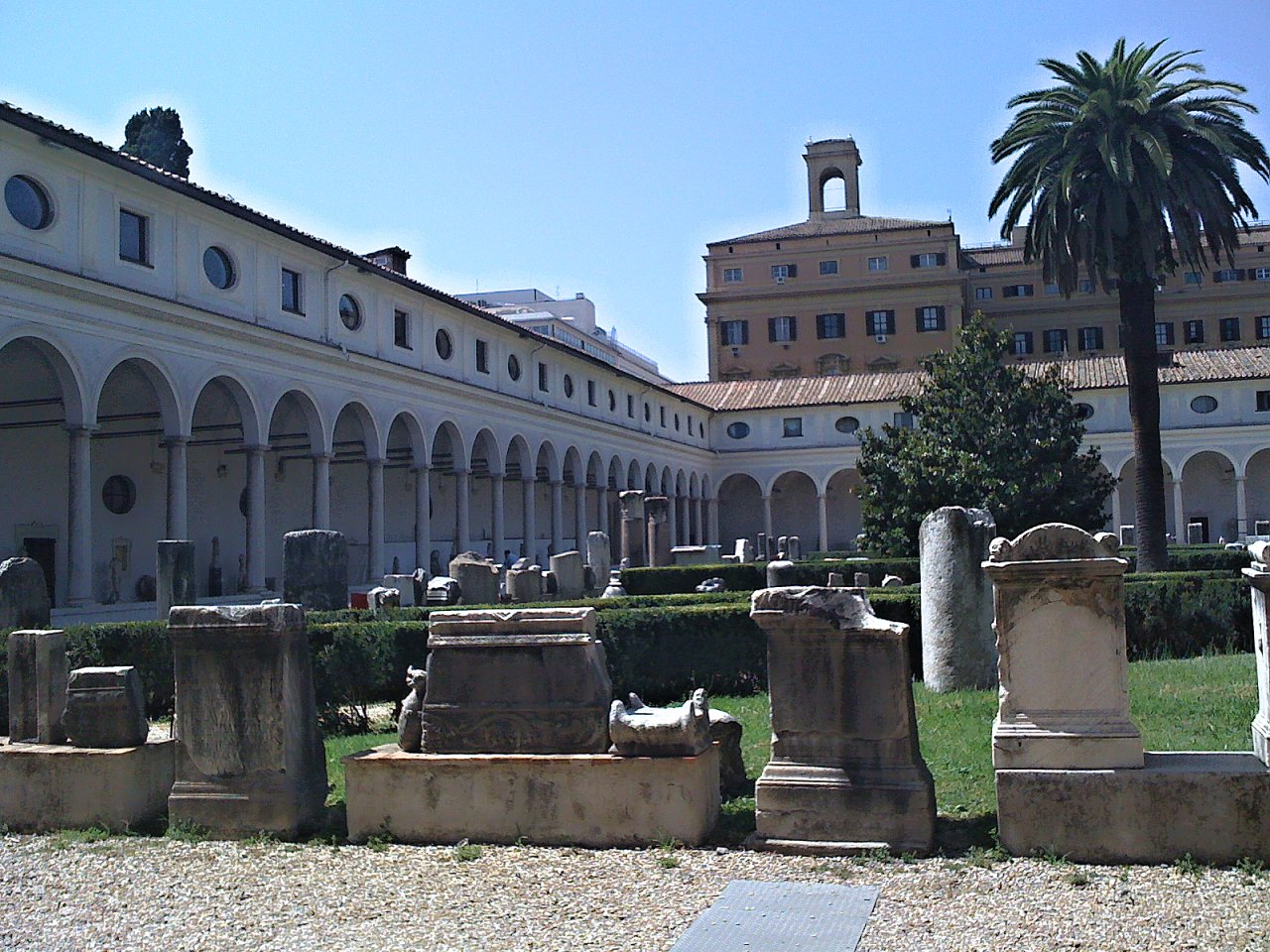 National Roman Museum – Baths of Diocletian, Rome Attractions, Best Places to visit in Rome, Italy
