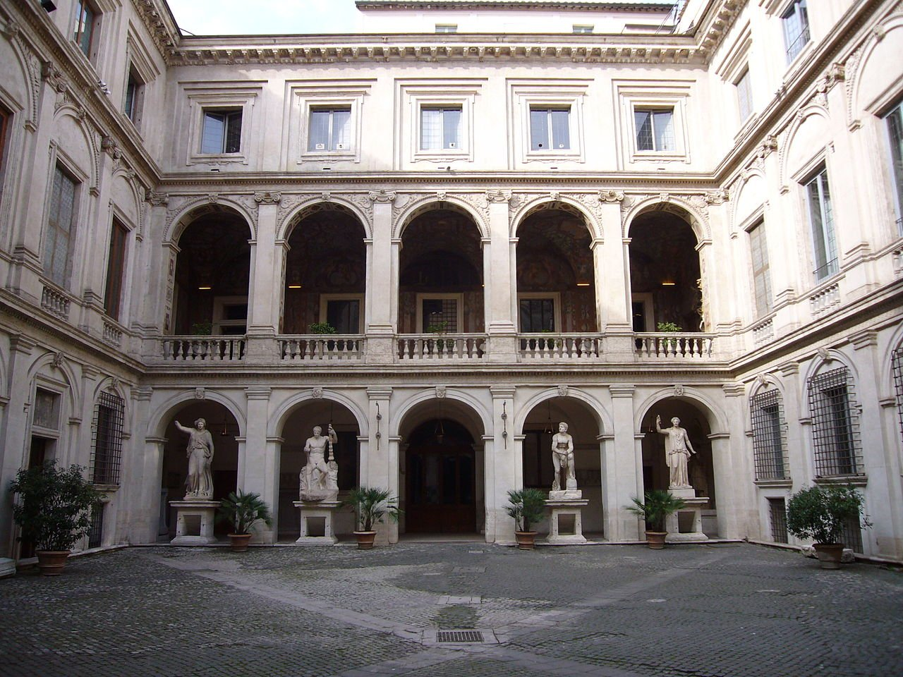 National Roman Museum – Palazzo Altemps, Rome Attractions, Best Places to visit in Rome, Italy