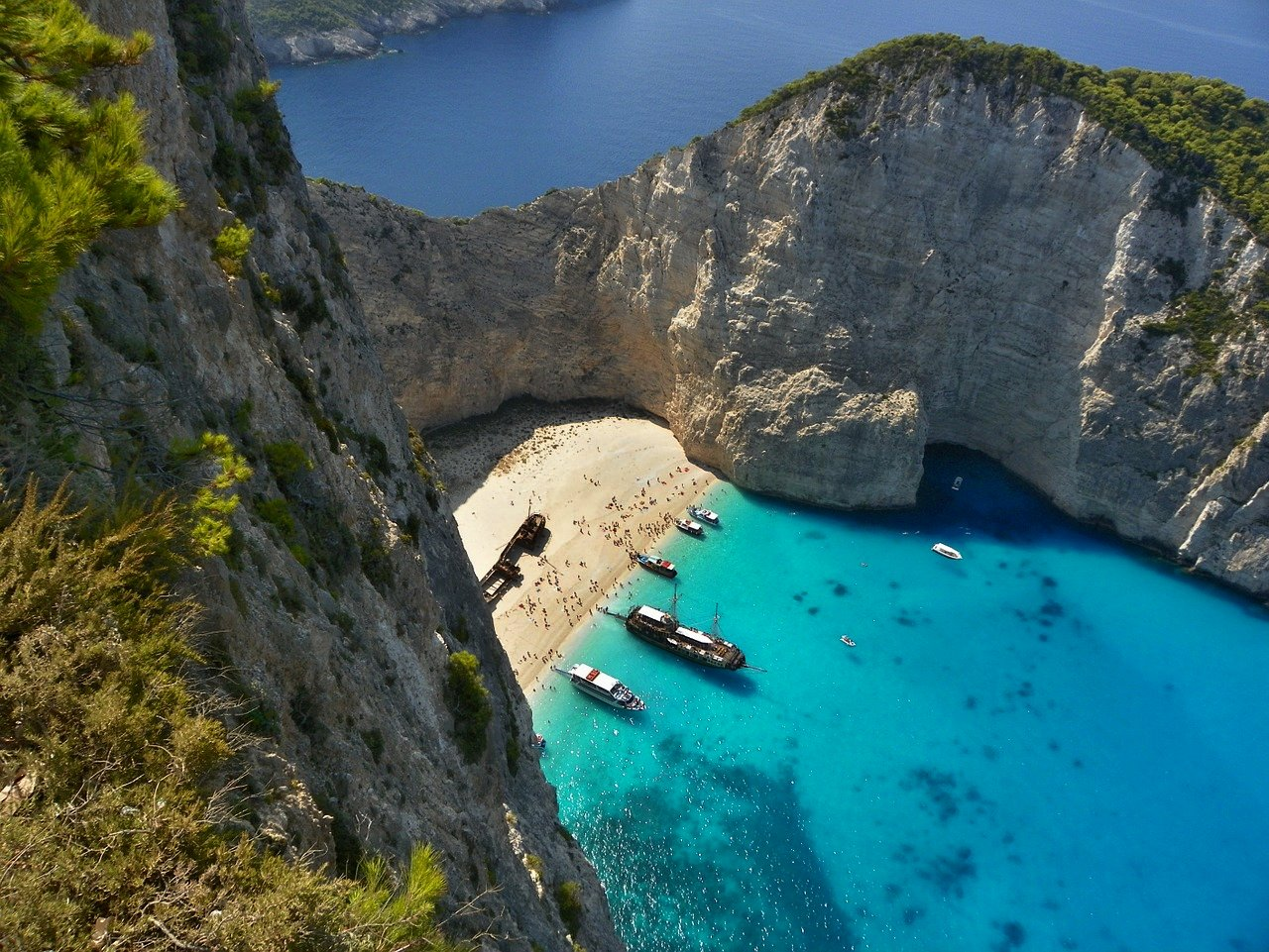 Navagio-Zakynthos-Greece-Travel