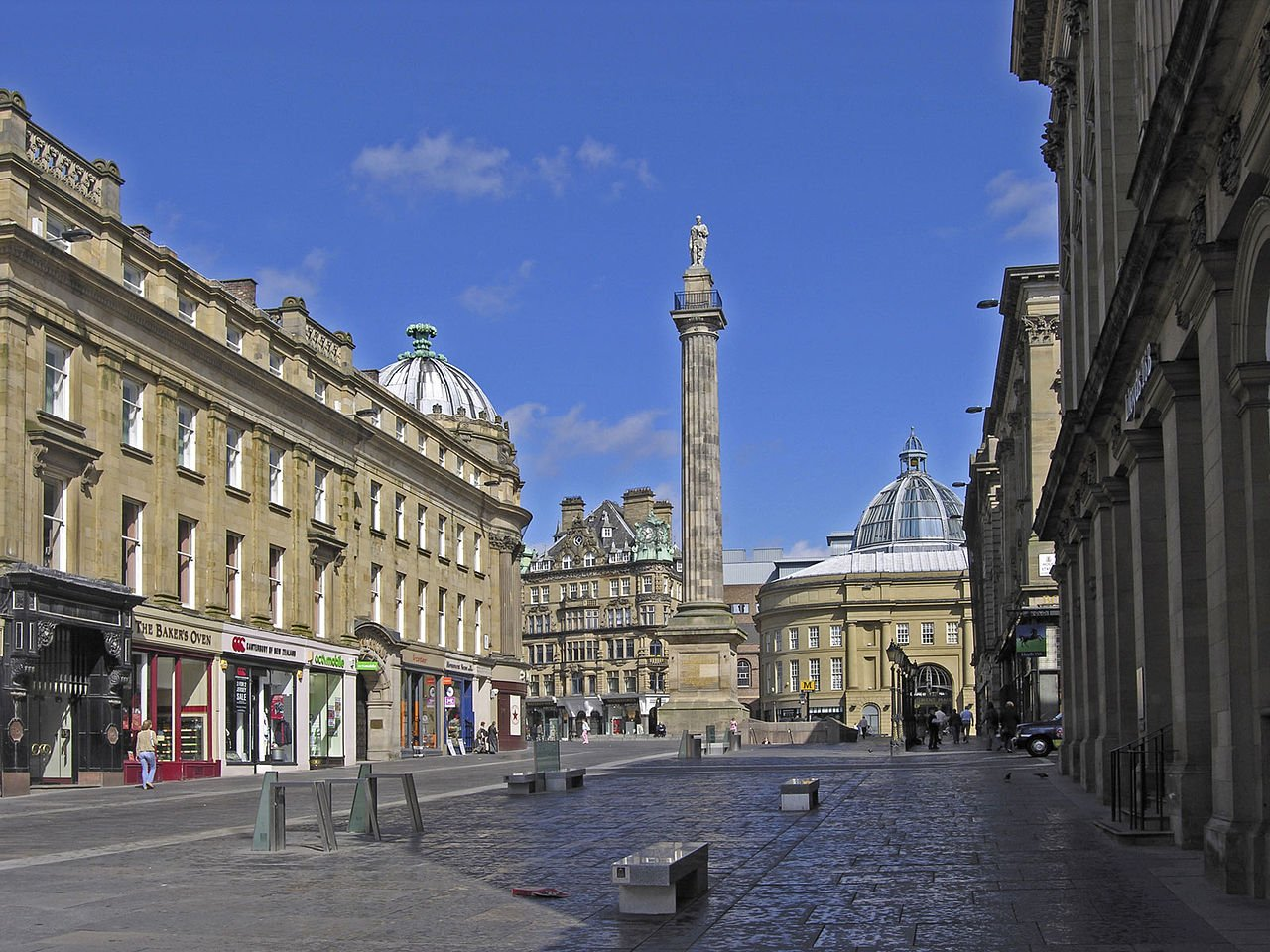 Newcastle upon Tyne, England, Best places to visit in the UK