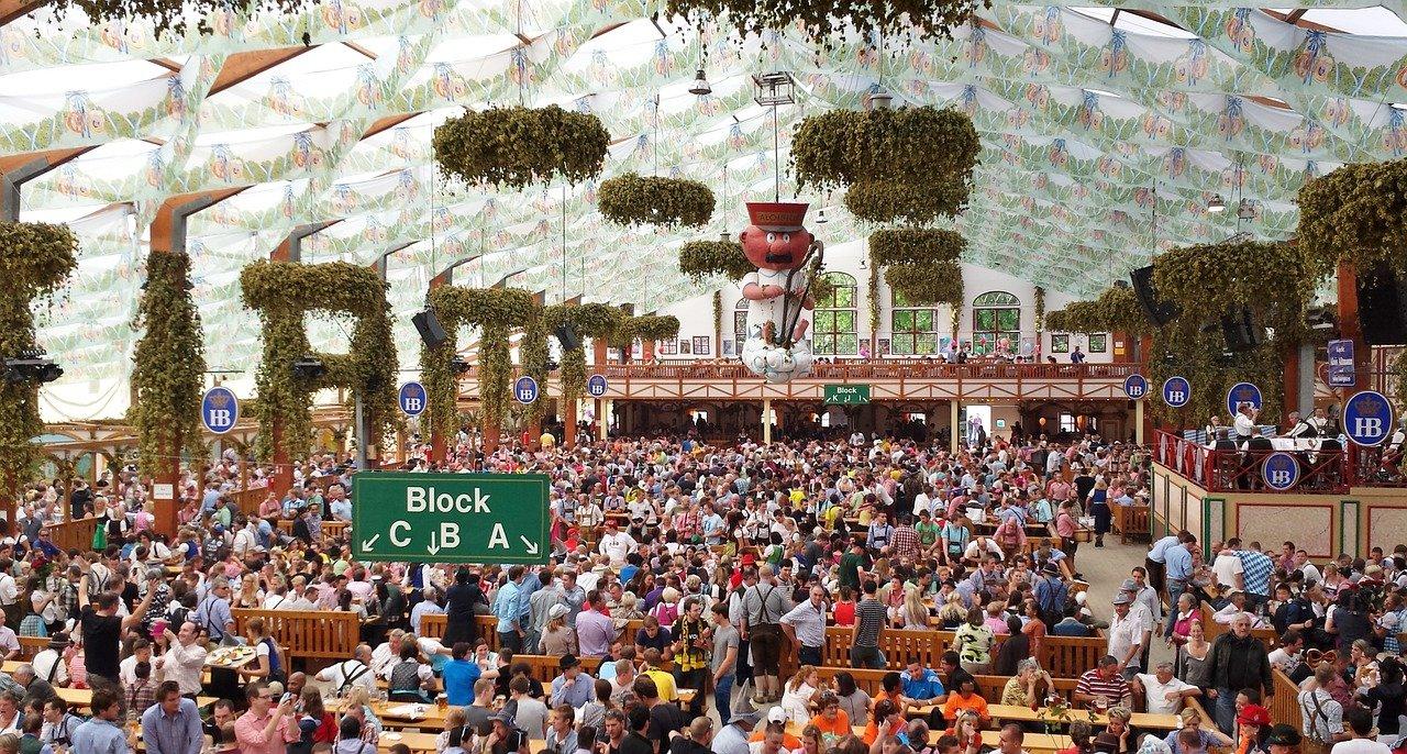 Oktoberfest, Munich, Cities in Germany