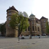 Old Castle, Stuttgart, Germany