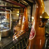 Old Bushmills Distillery, Best places to visit in the UK
