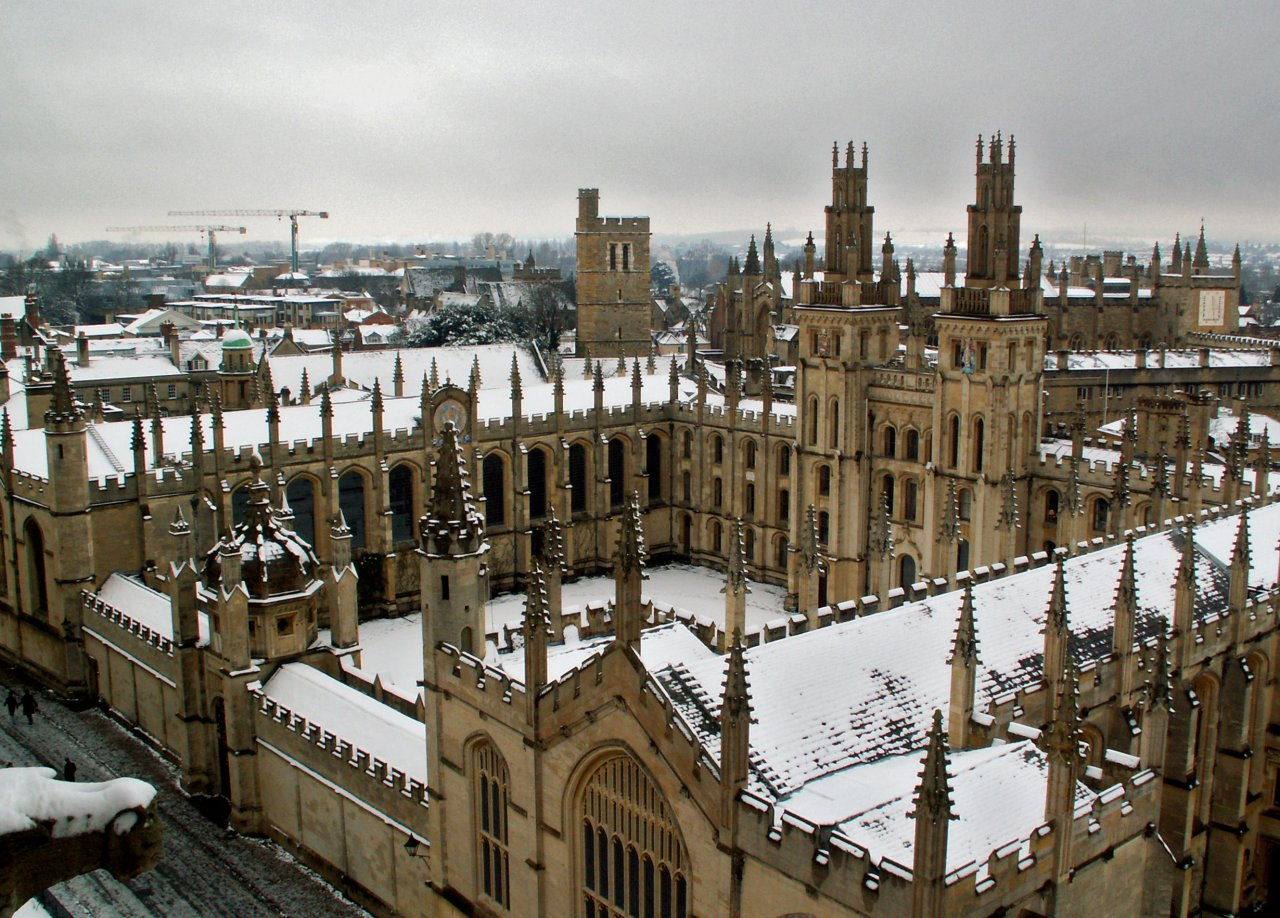 Oxford, England, Best places to visit in the UK