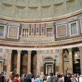 Pantheon, Rome Attractions, Best Places to visit in Rome 4