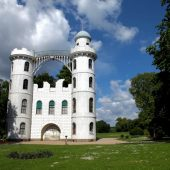Pfaueninsel, Potsdam, Germany