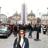 Piazza del Popolo, Rome attractions, Italy