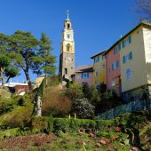 Portmeirion, Snowdonia National Park, Wales, Best places to visit in the UK