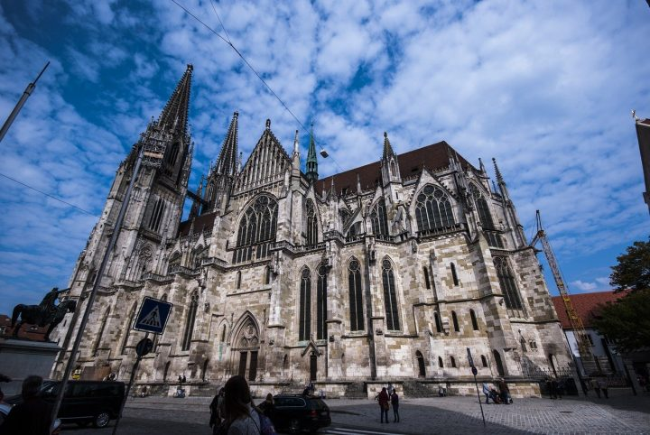 Regensburg Cathedral, Cities in Germany