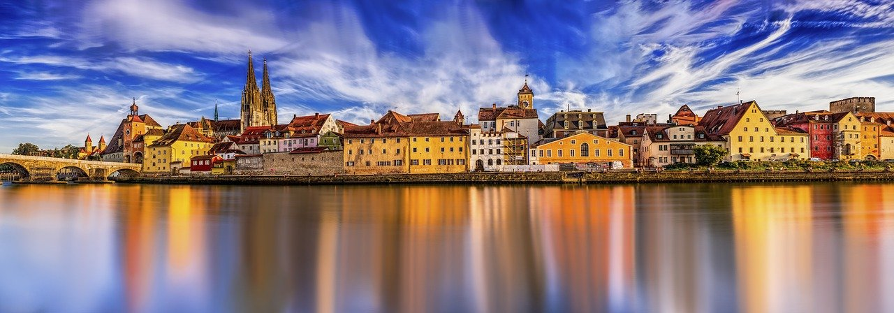 Regensburg, Cities in Germany