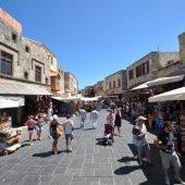 Rhodes, Greece Travel